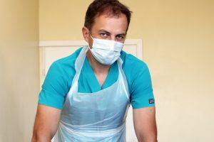 Uostamiesčio benamiai – medikų siaubas