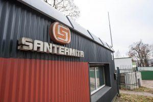 """""""Santermita"""" bando apgauti kauniečius?"""