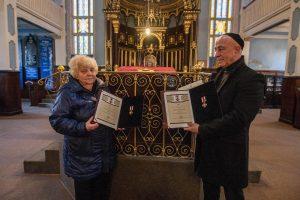 Gyvenimą žydams dovanoję lietuviai
