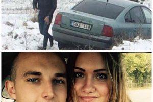 Dingusi įsimylėjėlių pora pastebėta Vilniuje