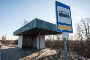 Šlykštu: autobusų stotelė paversta tualetu