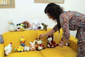 Vaikų apklausa teisme primena savitą žaidimą
