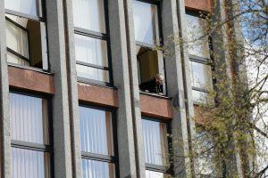 Skambutis į Maskvą – dėl policijos pratybų