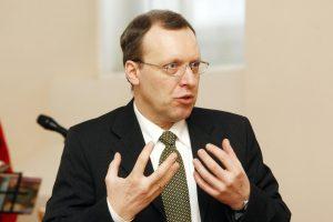 N. Puteikio neliečiamybės naikinimo klausimas strigo Seime