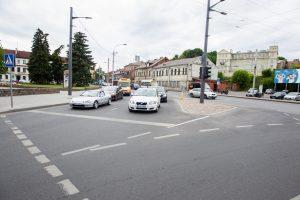Kauno centro ateitis: tunelis ir siauresnės gatvės