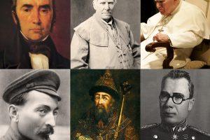 Klaipėdoje gyvena Grybauskaitė, Putinas, Uljanovas, Gebelsas