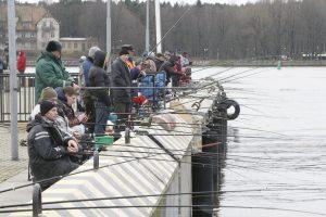 Žvejams žada prastą žiemą