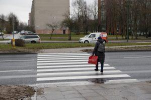 Mieste pridygs šviesoforų