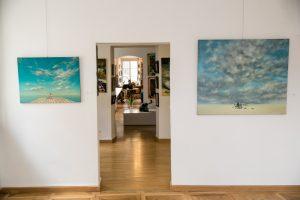 Latvių dailininkė kviečia pajausti vienatvės grožį