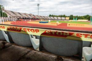 Stadiono sandoris tik imituoja konkurenciją?