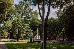 Stebisi sprendimu: saugumo kameros – ramiausioje parko vietoje