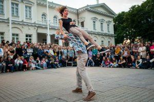 Kultūros renginiams sostinėje – per 380 tūkst. eurų