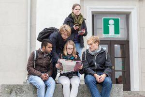 12 įdomių faktų apie Vilniaus turistus