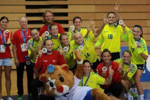 Europos universitetų žaidynėse – pirmieji medaliai
