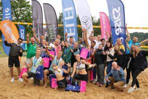 Paaiškėjo antrojo Lietuvos paplūdimio tinklinio čempionato etapo nugalėtojai