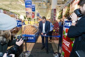 """""""Jysk Baltics"""" investavo 1,2 mln. eurų į tinklo plėtrą Baltarusijoje"""