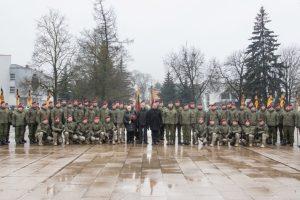 Į JT tarptautinę operaciją Malyje išlydėta antroji Lietuvos karių pamaina