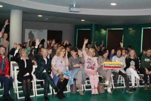 Rotarietės skatina vaikus savanoriauti
