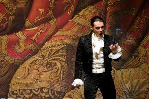 """Vienas populiariausių pasaulyje operos solistų pasirodys """"Figaro vedybose"""""""