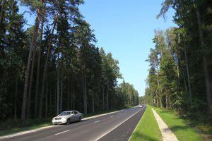 Į Kulautuvą – nauju keliu