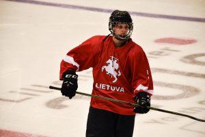 Ledo ritulininkas D. Mukovozas įgūdžių turnyro finale buvo šeštas