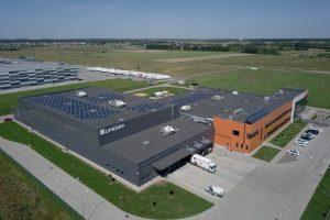 Saulės jėgaines renkasi vis daugiau įmonių