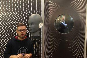 Siūlo išbandyti: erdvinis garsas – tavo galvoje