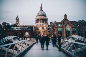 Londono pulsas: stilingiausios vietos mieste