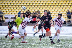 Žiemiškame Baltijos šalių derbyje – Lietuvos regbininkų pergalė