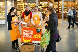 Psichologas: lietuviai nėra linkę aukoti ištisus metus