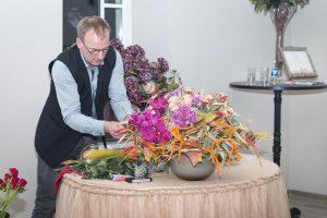 Pripažinimą pelnęs floristas M. Gvildys: toks įvykis būna tik kartą metuose