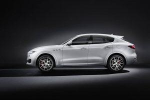 "Ženevoje – pasaulinė visureigio ""Maserati Levante"" premjera"
