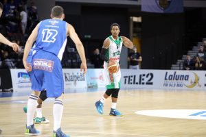 Į pirmąją pergalę FIBA turnyre vedė naujokas iš Latvijos