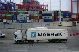Gdansko uostas aplenkė Klaipėdą