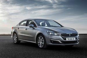 """Vokietijos kokybės ataskaitoje """"Peugeot 508"""" skirta pirma vieta"""
