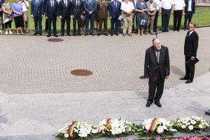 Medininkų žudynių metinės: politikai užsimena apie baudžiamąją bylą Kremliui