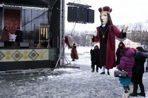 Pagrindinę šv. Kazimiero šventės dieną – pramogos ir vaikams