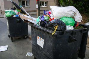 Vilniaus atliekų vežėjai pripažino: padėtis – bloga