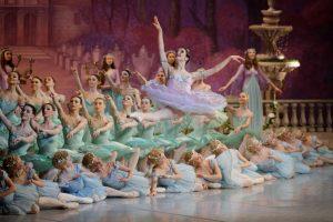 """Balete """"Žizel"""" spindės nauja solistų pora"""
