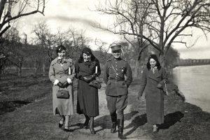 Ištekėjusios už Lietuvos kariuomenės