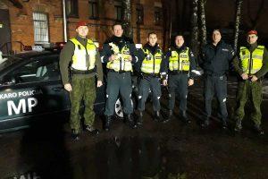 Bendradarbiavimo dėka stiprinamas Kauno gyventojų saugumas