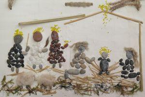 P. Domšaičio galerijoje – prakartėlių paroda