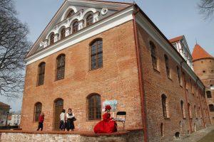 Koncertas Raudondvaryje: genijų muzika ir rinktiniai atlikėjai