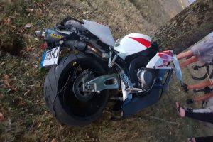 Užfiksavo avariją Klaipėdoje, kurioje mirė motociklininkas (vaizdo įrašas)