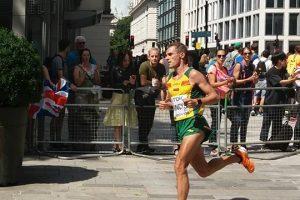 Maratonininkas R. Kančys nuo pasaulio čempiono atsiliko 8 minutėmis