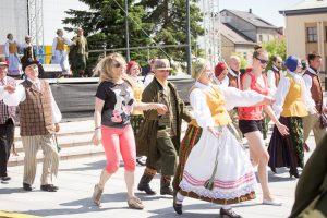 Tradicinė neįgaliųjų šventė iš sostinės sklinda po visos Lietuvos miestus