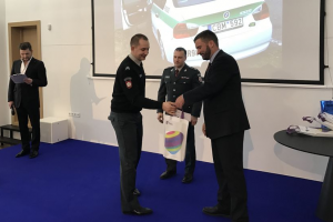 Apdovanoti kyšiams atspariausi policininkai