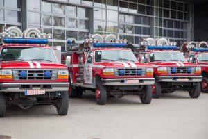 Lietuvos dovana Moldovai – 10 gaisrinių automobilių