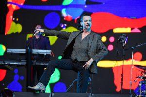 """Apsinuodijęs """"Depeche Mode"""" vokalistas naktį praleido ligoninėje"""