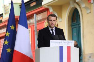 E. Macronas žada išlaikyti Korsikos salą Prancūzijoje